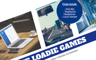 The Loadie Games Has Launched